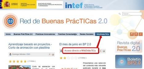WikiDidácTICa: garantías de éxito en tu aula | Educacion, ecologia y TIC | Scoop.it