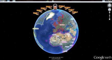 Princippia, Innovación Educativa: EARTHQUEST: Una manera de trabajar las Webquest desde Google Earth | Milky way | Scoop.it