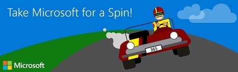Take Microsoft for a test drive experience! - Office Blogs | Social Sharepoint | Scoop.it