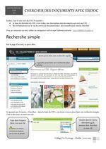 Chercher des documents avec Esidoc | BCDI & esidoc | Scoop.it