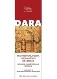 Architecture, décor, organisation de l'espace. Les enjeux de l'archéologie médiévale, Mélanges d'archéologie et d'histoi | Archéologie - Egyptologie | Scoop.it