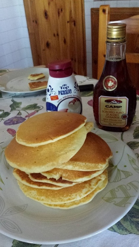 Ricette dall'America del Nord. Pancake | Mind The Trip | Scoop.it