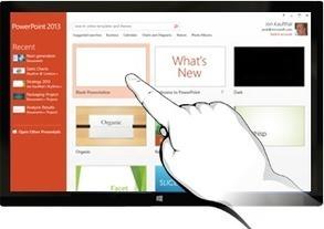 PowerPoint 2013: 10 Key New Features | Wepyirang | Scoop.it