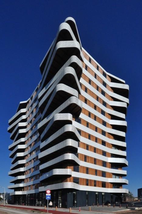 Round-Up: 5 Striking Examples of SOCIAL HOUSING | The Architecture of the City | Scoop.it