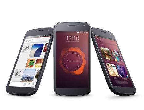 Ubuntu goes mobile, eyes business users | Mobility Evangelist's Digest | Scoop.it