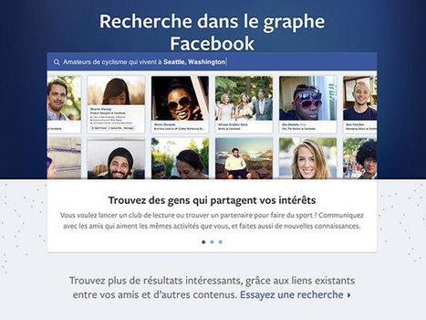 Le moteur de recherche de Facebook : Graph Search | Web & SEO | Scoop.it
