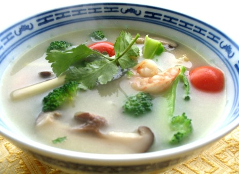 Tom Yum Soup - Tom Yum Soup Recipe | Nutrition Know-Hows | Scoop.it