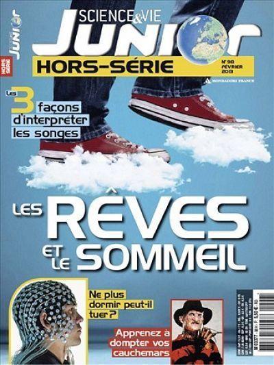 Science et vie junior Hors-série février 2013 | La semaine de presse Louis Massignon | Scoop.it