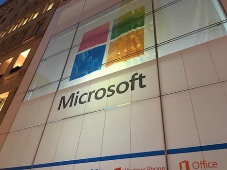 Así es la primera Microsoft Store, ¿te suena?   jose alfocea   jalfocea   Scoop.it