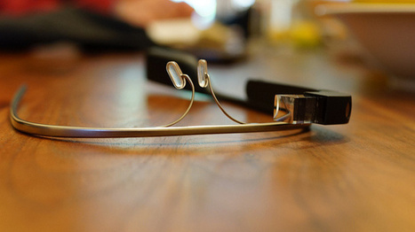 """Google glass, a journey through the """"Glass"""" World 