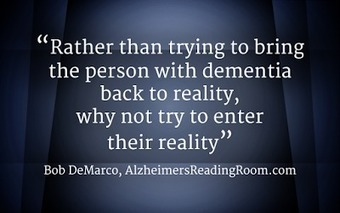 Why People with Dementia Switch Back to the Past | Alzheimer's Dementia | Scoop.it