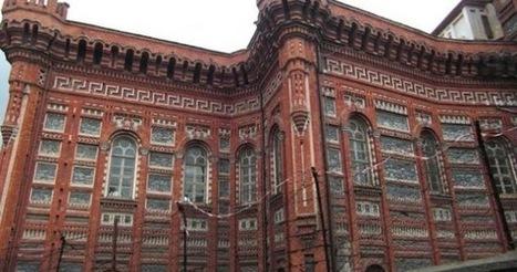 Λεηλάτησαν τη βιβλιοθήκη της Μεγάλης του Γένους Σχολής | Greek Libraries in a New World | Scoop.it