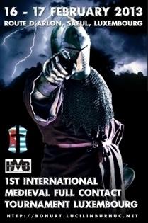 Erstes Internationales Turnier für mittelalterlichen Vollkontakt Sport in Luxemburg | Luxembourg (Europe) | Scoop.it