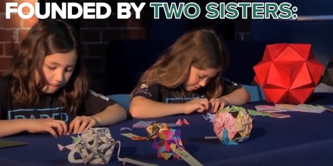These Girls Sold $800,000 In Origami To Bring Water To Navajo Reservation | Native America | Scoop.it