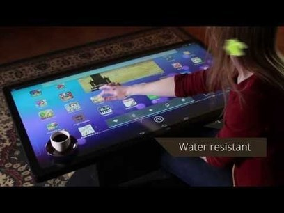 Ideum et 3M proposent une table basse multi-touch sous Android | Emerging ebusiness trends | Scoop.it