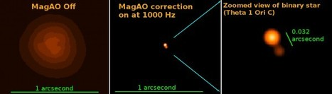 Sharpest Views of the Cosmos Ever | Amazing Science | Scoop.it