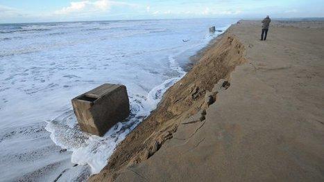 Erosion littorale : l'activité humaine en cause, plus que le changement climatique - France 3 Poitou-Charentes | Géographie : les dernières nouvelles de la toile. | Scoop.it