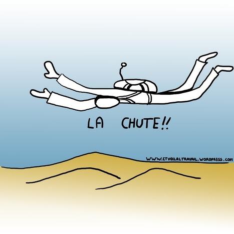 #065. La chute | Grandjean Romain | Scoop.it