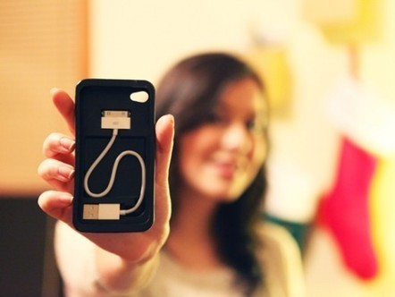 This clever iPhone case helps make sure that you never run out of battery | Technology and Gadgets | Scoop.it