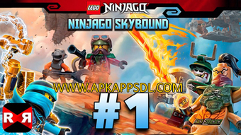 Download LEGO Ninjago Skybound Apk Mod v10.0.32 Full OBB Data - ApkAppsdl.com | Free Download Android Apk and Games | Scoop.it