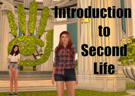 Introduction to Second Life - a series of video tutorials by blogger/photographer Strawberry Singh | Second Life and other Virtual Worlds | Scoop.it