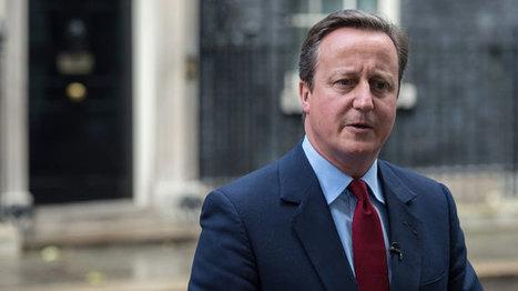 Doo dooo dooh: Mais quel air fredonne David Cameron en s'éloignant après l'annonce de sa date de démission? (vidéo) | L'Angle de la Terre and Co | Scoop.it