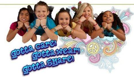My Friendship Bracelet Maker Kit - Jamies Blog | Toys, games, gadgets and more | Scoop.it