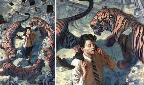 Jon Foster | Richard Solomon Artists Representative | CRAW | Scoop.it