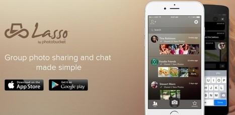 Lasso, una opción para crear álbumes compartidos desde iPhone y android | Recull diari | Scoop.it