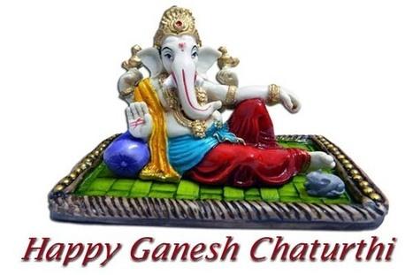 Happy Ganesh Chaturthi SMS 140 Words   Hindi SMS Shayari   Scoop.it