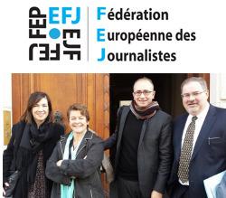 «Il faut protéger la liberté d'expression et promouvoir le journalisme d'investigation» | DocPresseESJ | Scoop.it