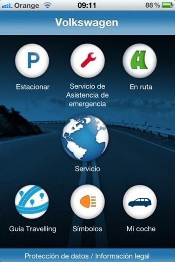 Volkswagen Service App, asistencia en carretera para tu Volkswagen | Areavan | Scoop.it