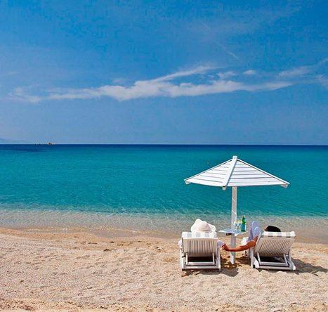 Pietra e Mare Mykonos Beach Hotel | 4 Star Beach Hotel Kalo Livadi | Goldenlist | Scoop.it