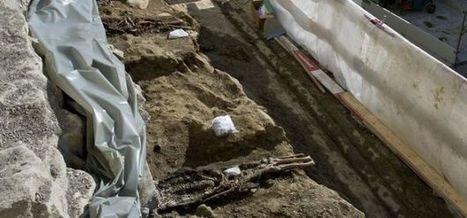 Des squelettes du Moyen-Age découverts à Appenzell - Arc Info | Histoire et Archéologie | Scoop.it