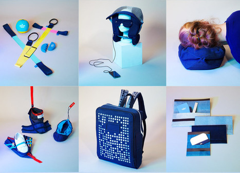 Recycling Old Materials Into Travel Concepts - Design Milk | Travel Bites &... News | Scoop.it