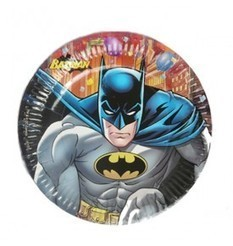 Batman Party Plates | birthday party theme | DholDhamaka | Scoop.it