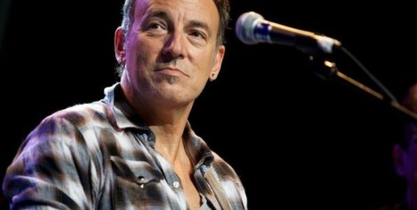 Sony Leak: Bruce Springsteen Gets Rich New Contract, Stays With Label Through 2027 - ShowBiz 411 | Bruce Springsteen | Scoop.it
