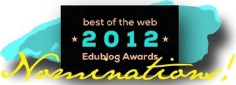 Edublog Awards nominations 2012 @ gwynethjones - The Daring Librarian | The Information Professional | Scoop.it