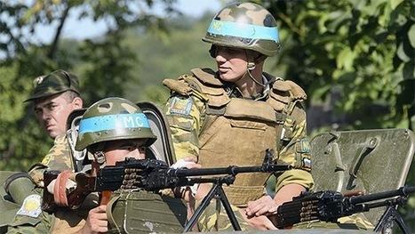 Rusia ofrece sus soldados para la frontera sirio-israelí   horus   Scoop.it