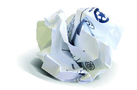 For paper to be as eco-friendly as possible, 100% recycled is just not enough. | Supply Chain Sustainability | Scoop.it