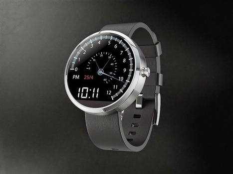 Crucial Moto 360 feature confirmed right before its big Google I/O launch | Digital-News on Scoop.it today | Scoop.it