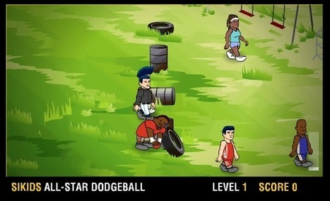 All Star Dodge Ball | Free Games that Pay You | Scoop.it