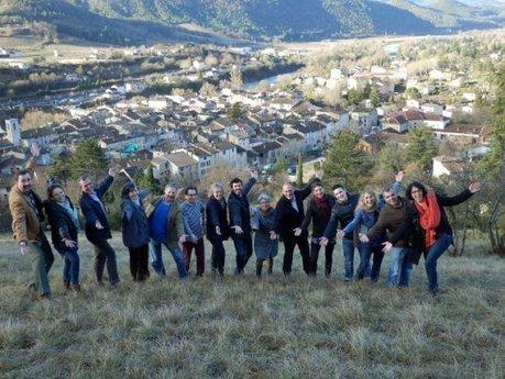 Dans un village de la Drôme, la révolution participative est en marche ! | Les Usages démocratique | Scoop.it