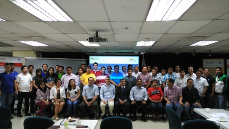 "GIZ PEP SOA Philippines conducted 3 day training on  ""Tendering of PV-Hybrid power plants"" 
