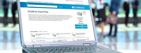 Premières données open data en ligne - Société du Grand Paris   OpenData   Scoop.it