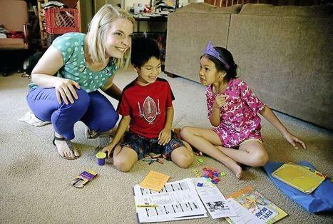 Teacher home visits ease kindergarteners' fears of first day of school   Kindergarten is Beary Fun   Scoop.it