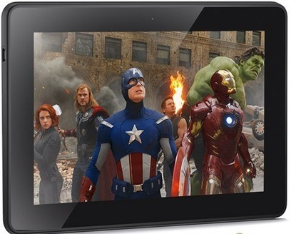 Revealed of Amazon Kindle Fire HDX 7-inch and 8.9-inch versions | Market News | Amazon Kindle Fire HDX | Scoop.it