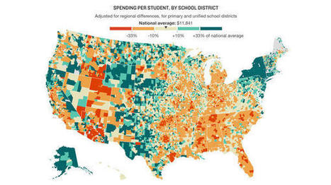 Why America's Schools Have A Money Problem | Beyond the Stacks | Scoop.it
