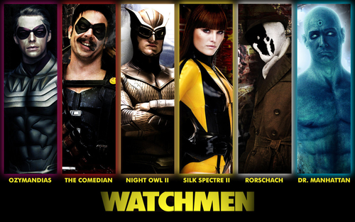 Watchmen : qui surveille les super-héros ? – France Info