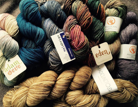 Your Guide to Selling Knit and Crochet Products Online   Handcraft - knitting, crocheting, sewing, embroidery   Scoop.it